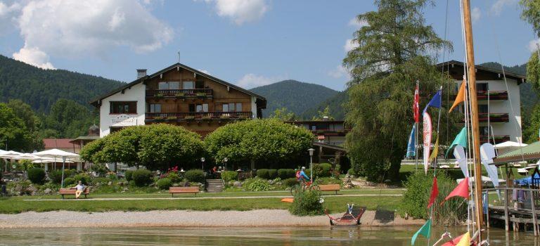 Wellness, Sonne und Spa im Terrassenhof