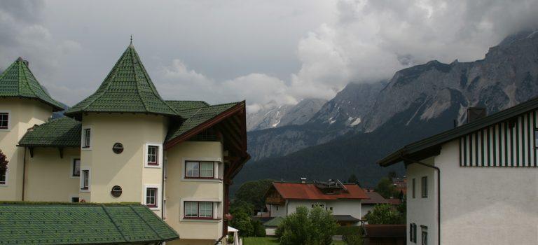 Die Geniesserin Redaktion zur Winterzeit in der Alpenrose in Lermoos