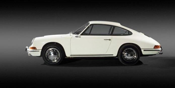 Ur-Elfer, das Meisterstück aus der Porsche Schmiede