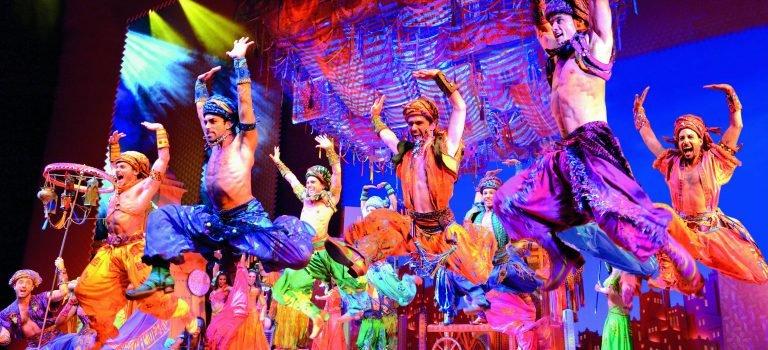 Aladdin – ein Traum aus 1001 Nacht