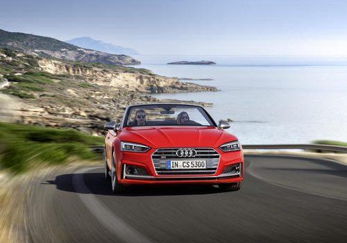Audi A5 und S5 Cabriolet – elegant-sportlich