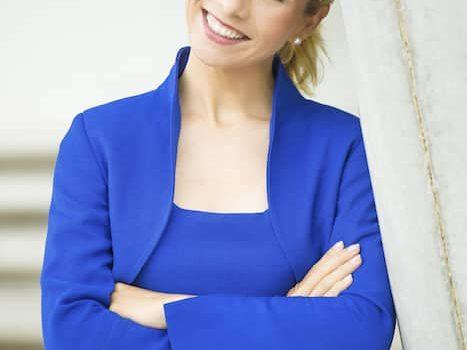 Moderatorin Ilka Groenewold