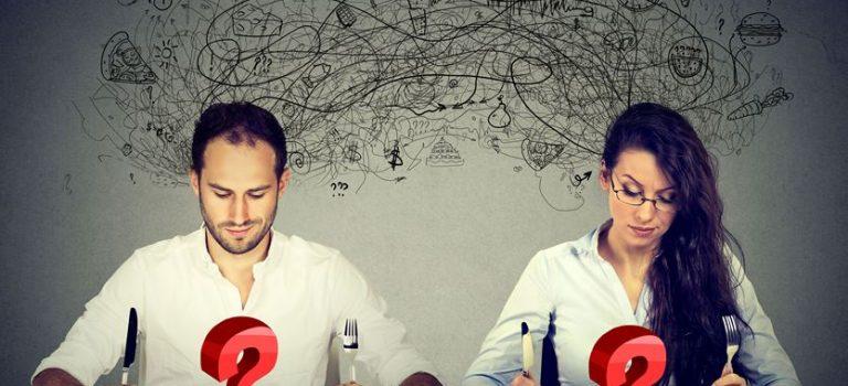 Genießerin vs. Genießer: Unterschiede in der Ernährung