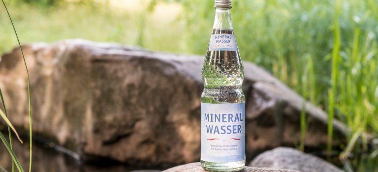 Lebenselexier Mineralwasser