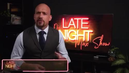 Late Night Show mit Max 'Dschinni' Mann