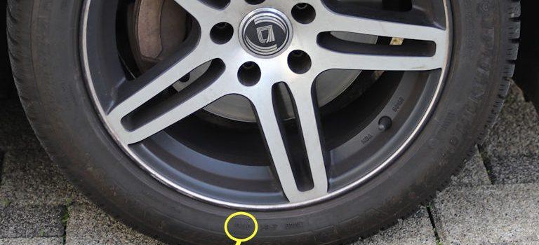 Vernachlaessige nicht Deine Reifen…