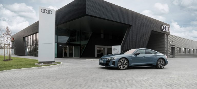 Schicker Audi e-tron GT ab sofort im Handel