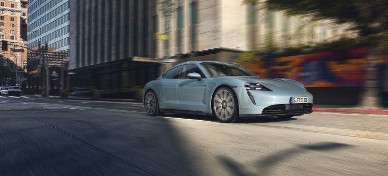 Per Abo den Vollelektrischen Porsche Taycan geniessen