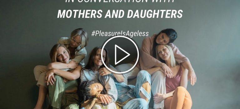 Sex talk zwischen Müttern und Töchtern